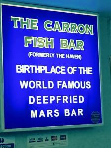 mars bar heaven